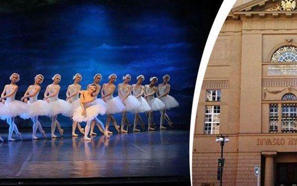 Labutí jezero v divadle Hybernia! To je nezapomenutelný baletní zážitek, který zaujme i toho nejmenšího diváka. Vychutnejte si romantický příběh na reprodukovanou hudbu P.I. Čajkovského z exklusivních míst v hlavním parteru divadla Hybernia.
