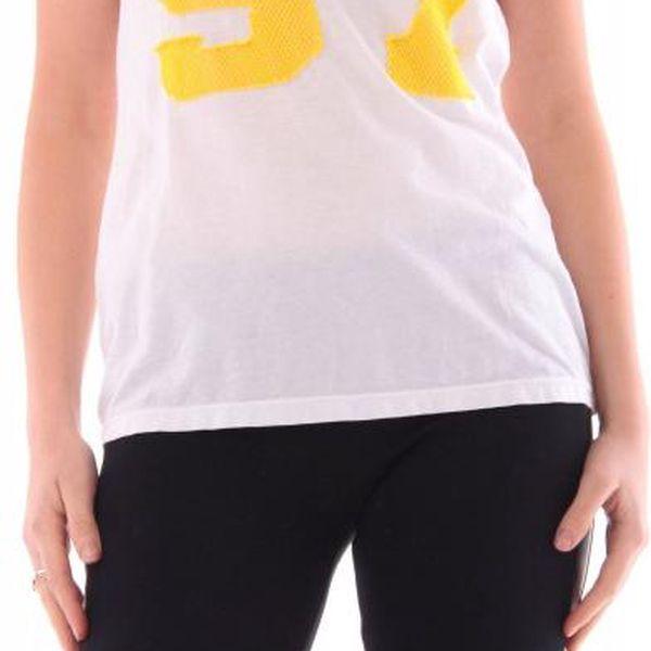 Dámské tričko Sexy Woman vzor 13 - UNICA / Žlutá
