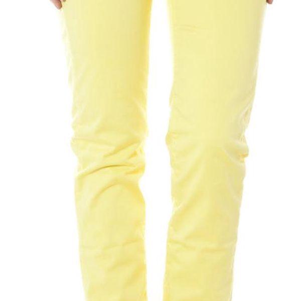 Dámské kalhoty Zuelements - 32 / Žlutá
