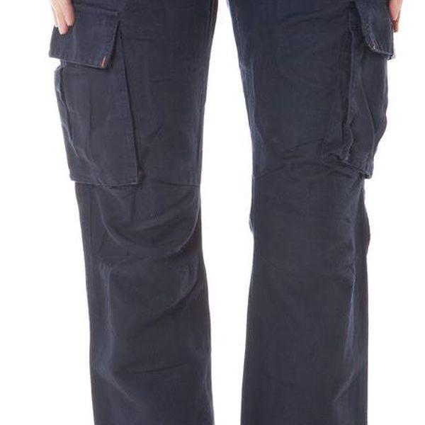 Dámské kalhoty Zuelements - Modrá / 29