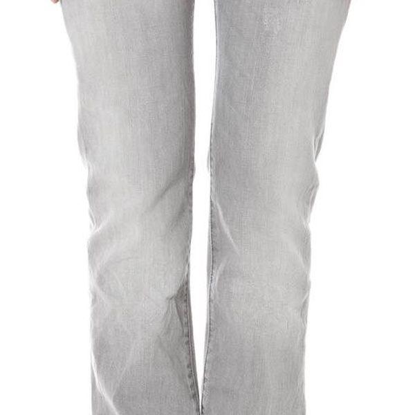 Dámské jeans Zuelements - Šedá / 26