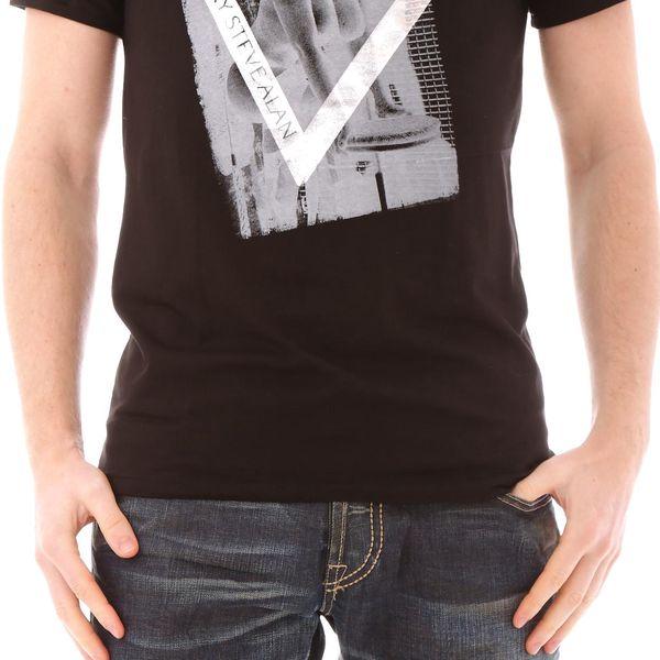 Pánské tričko Bray Steve Alan - Černá / XL