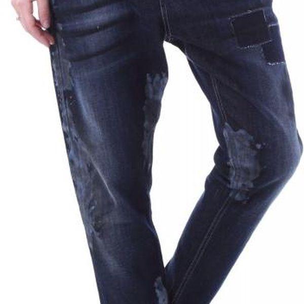 Dámské jeans Bray Steve Alan vzor 8 - Tmavě modrá / 28