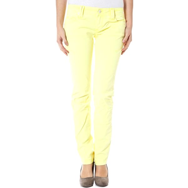 Dámské kalhoty Zuelements - 30 / Žlutá
