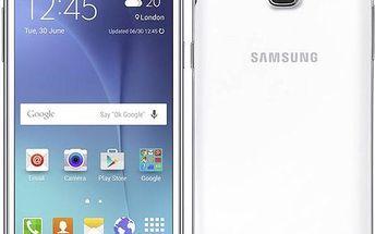 Mobilní telefon Samsung Galaxy J5 Dual SIM (SM-J500F) (SM-J500FZWDETL) bílý + Voucher na skin Skinzone pro Mobil CZ v hodnotě 399 Kč+ Software F-Secure SAFE 6 měsíců pro 3 zařízení v hodnotě 999 Kč + Doprava zdarma