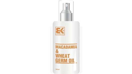 BRAZIL KERATIN Macadamia and Wheat Germ Oil 100 ml + dárek ZDARMA + expresní doprava