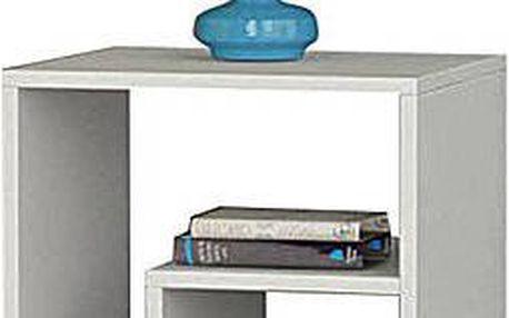 Konferenční stolek Malkovic, bílý
