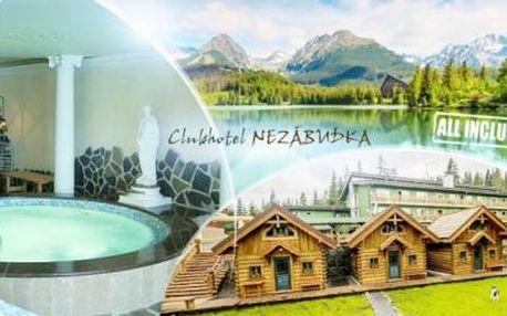 Venušin beauty pobyt - Vysoké Tatry! 6 dní pro 1 os. s All Inclusive či polopenzí a bohatým wellness balíčkem!
