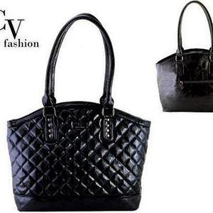 Módní kabelka CAVALDI 4U černá