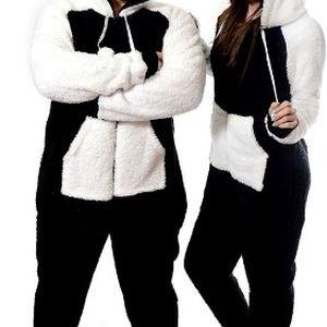 Originální overal - Panda Sherpa