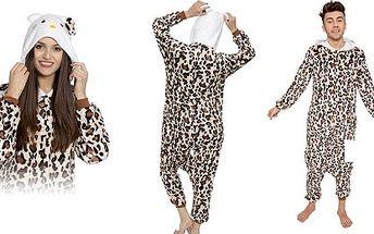 Originální overal - Leopard