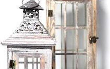 Dekorativní lucerna Old- set 2 ks