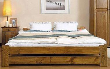 Vyvýšený postelový komplet Ivetka 140x200 cm