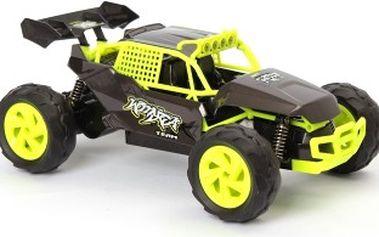 Velký RC model BUGGY zeleno-černé