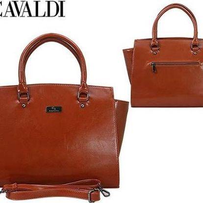 Exlusivní dámská kabelka Camel ekokůže