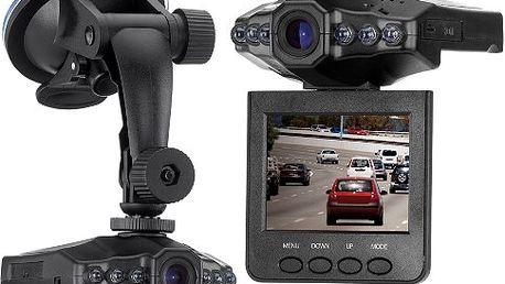 Mini HD-DVR kamera do auta