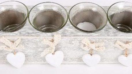 Svícen na 4 svíčky