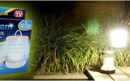 Skládací světlo Pop-up Lantern