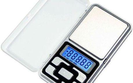 Digitální kapesní váha (0,01-200g)