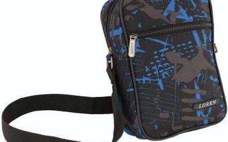 Pánská taška přes rameno mod.2 S01-600D