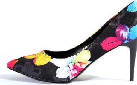 Dámské boty na podpatku Summer