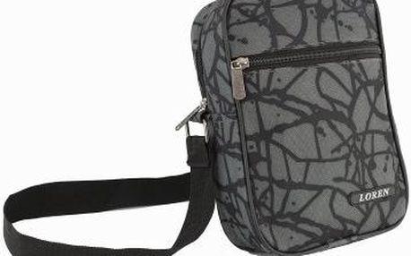 Pánská taška přes rameno mod.3 S01-600D