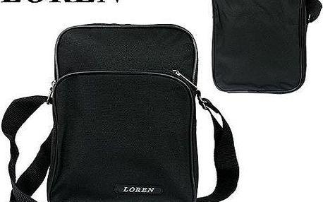 Pánská taška přes rameno H01-600D