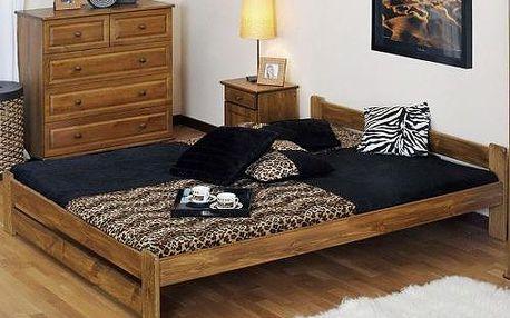 Vyvýšený postelový komplet Ivetka 120x200 cm
