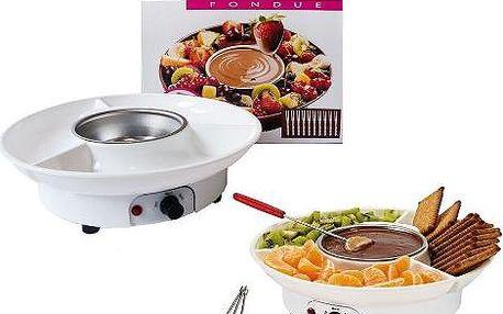 Elektrické Chocolate fondue
