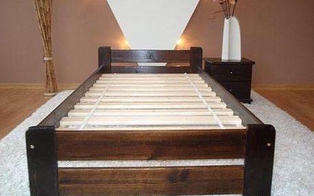 Vyvýšený postelový komplet Ivetka 90x200 cm
