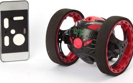 Skákající dron s mini kamerou
