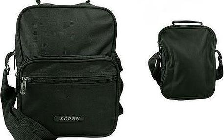 Pánská taška přes rameno A5 M04-600D