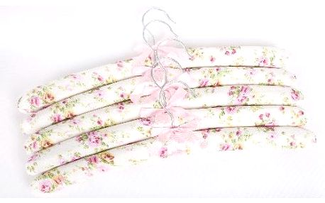 Ramínka 5 ks s motivem růžové květiny