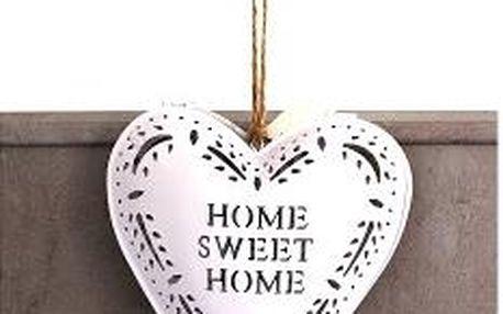 Dekorativní svícen Heart Sweet Home