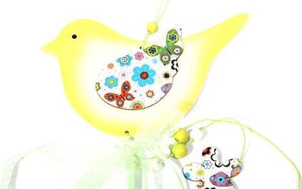 Závěsná dekorace holubice Green
