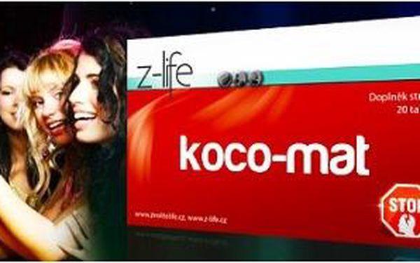 Koco-Mat, chraňte se před kocovinou 20 tablet