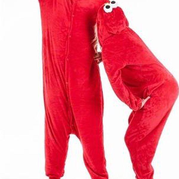 Originální overal - Elmo