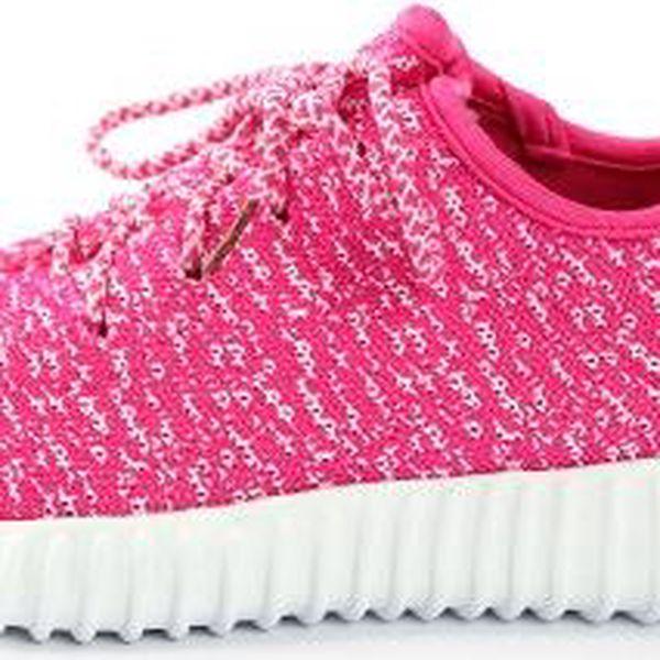 Dámské boty Straciatel Pink
