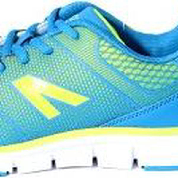Běžecké softshellové tenisky Ponytail Blue