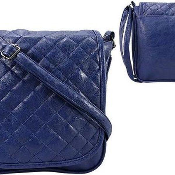 Dámská kabelka z ekokůže 652 Blue