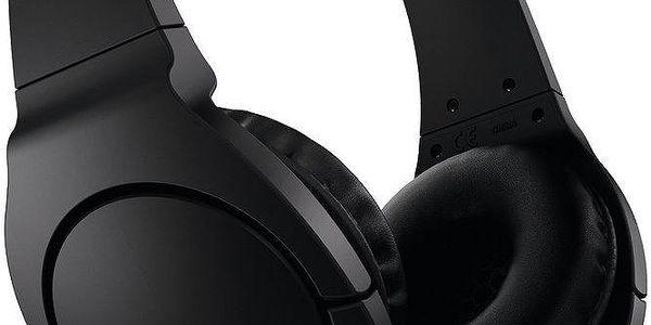 Náhlavní sluchátka Pioneer SE-MJ741-K, černá