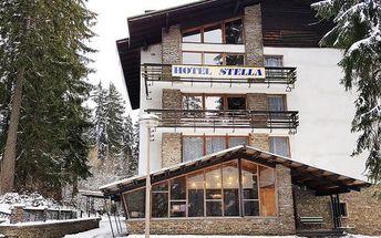 Lyžování a relax na Šumavě v hotelu Stella**