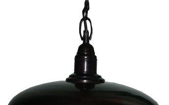 Závěsná lampa Black Antic - doprava zdarma!