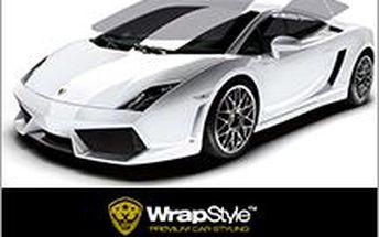 Tónování autoskel, použití vysoce kvalitních autofólií, profesionální přístup firmy WrapStyle™!