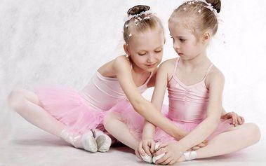 Baletní školička pro malé holčičky