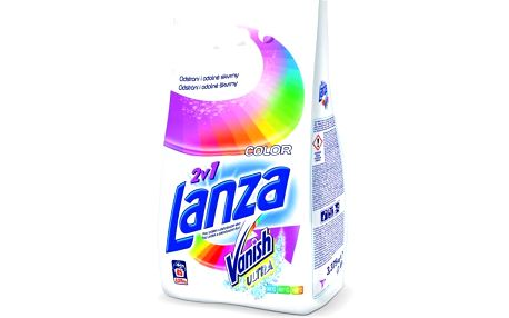 Lanza 2v1 Color 3,375kg / 45pd s Vanishem