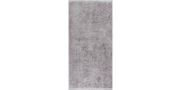 Euromat Ručník Eryk šedá, 30 x 50 cm