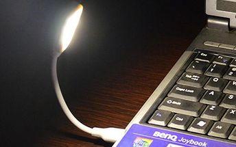 USB LED světlo k počítači nebo notebooku
