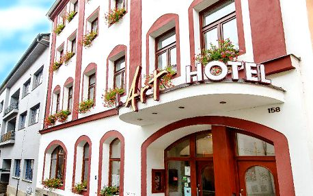 3denní pobyt pro 2 s romantickou večeří v Art hotelu Písek v Písku