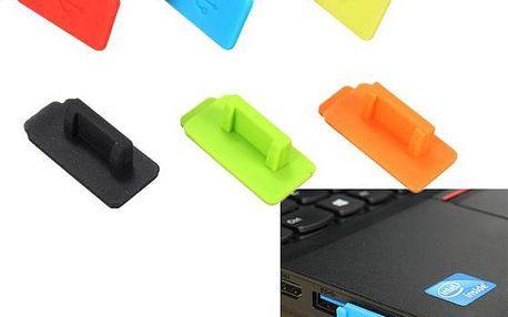 Protiprachová ochrana USB konektoru